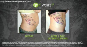it works wraps before after 300x164 It Works Scams: Are the It Works Wraps and Business Opportunity Too Good to Be True?